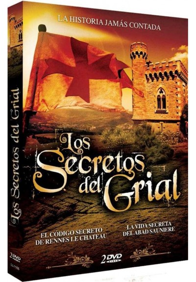 Pack Los Secretos Del Grial