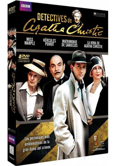 Pack Detectives De Agatha Christie