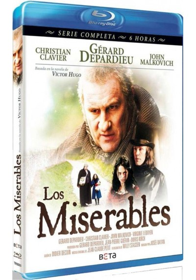 Los Miserables (Blu-Ray)