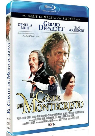 El Conde De Montecristo (The Count Of Monte Cristo) (Blu-Ray)