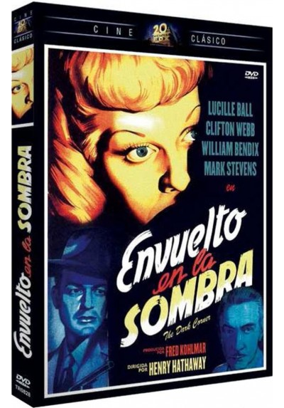 Envuelto En La Sombra (The Dark Corner)