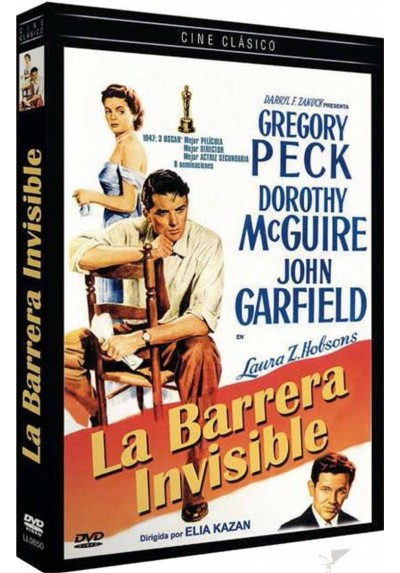 La Barrera Invisible (Gentleman´s Agreement)