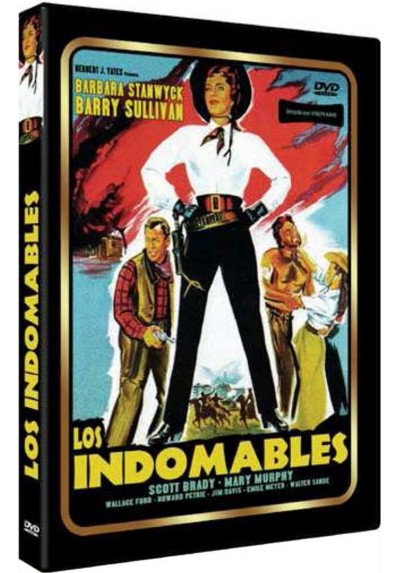 Los Indomables (The Maverick Queen)