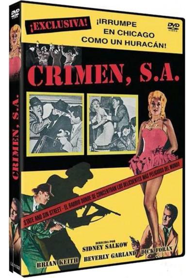 Crimen, S.A. (Chicago Confidential)