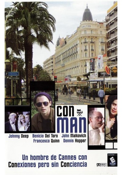 Con Man (Cannes Man)