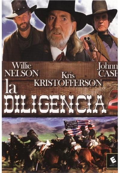 La Diligencia 2 (Stagecoach)