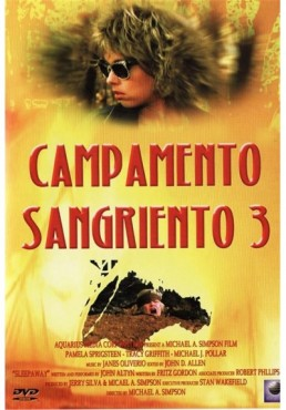 Campamento sangriento 3 (Sleepaway Camp III: Teenage Wasteland (Nightmare Vacation III))
