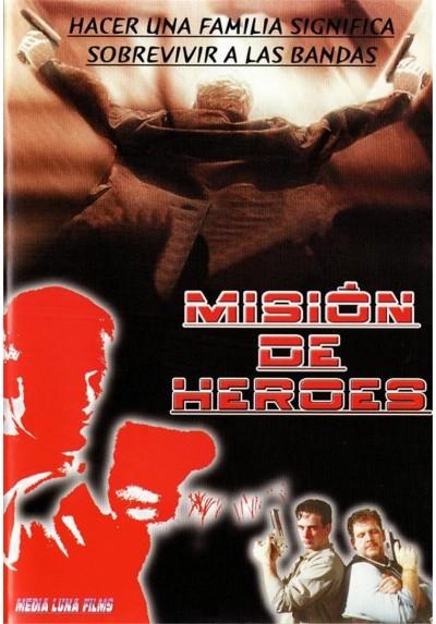 Mision De Heroes (Raising Heroes)