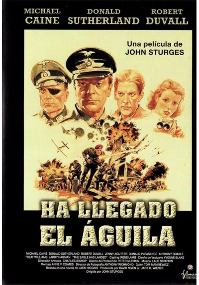 Ha Llegado El Águila (The Eagle Has Landed)