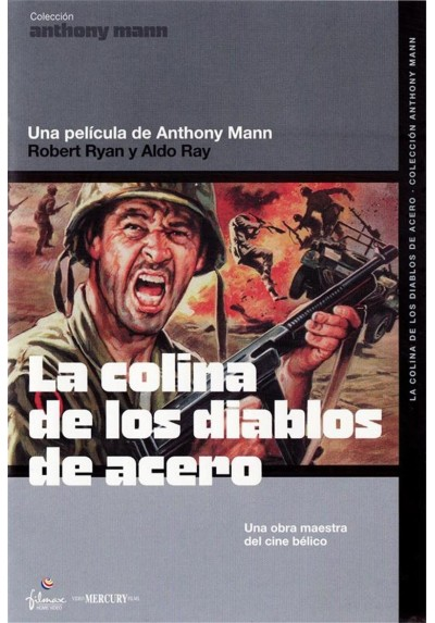 La Colina De Los Diablos De Acero (Men In War)