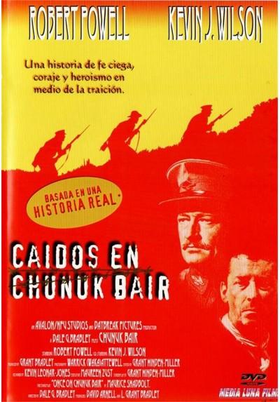 CAIDOS EN CHUNUK BAIR