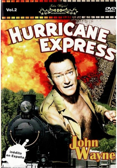 Hurricane Express - Vol. 2 (The Hurricane Express)