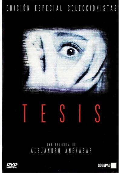 Tesis - Edición Especial Coleccionistas
