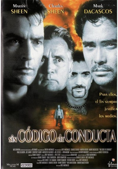 Sin Codigo De Conducta (No Code Of Conduct)
