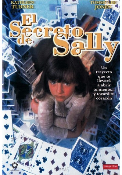 El Secreto De Sally (House Of Cards)