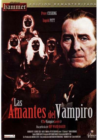 Las Amantes Del Vampiro (The Vampire Lovers)