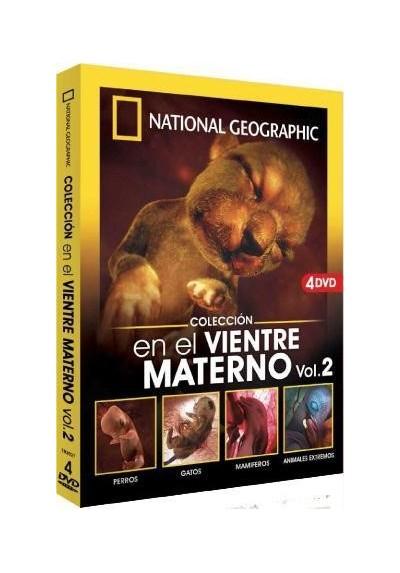 PACK COLECCIÓN EN EL VIENTRE MATERNO: ANIMALES