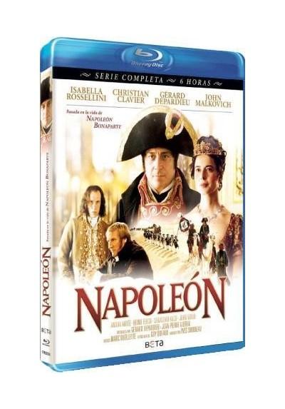 Napoleón (Blu-Ray)