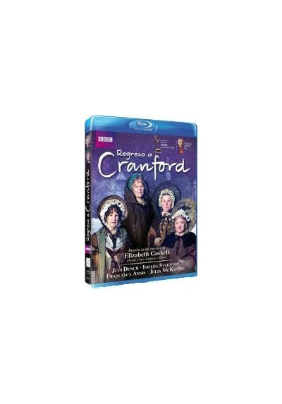 Regreso A Cranford (Blu-Ray) (Return To Cranford)