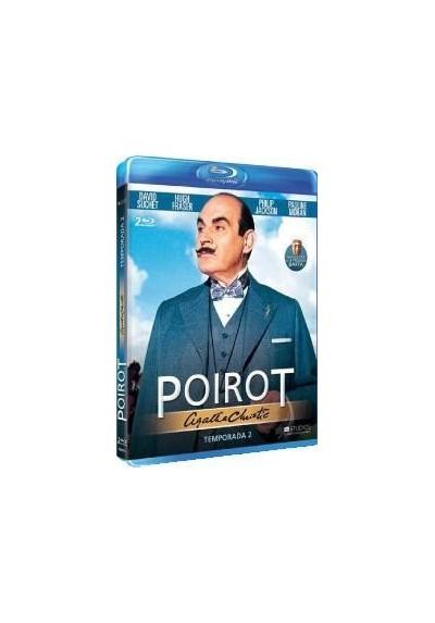 Agatha Christie - Poirot - 2ª Temporada (Blu-Ray)