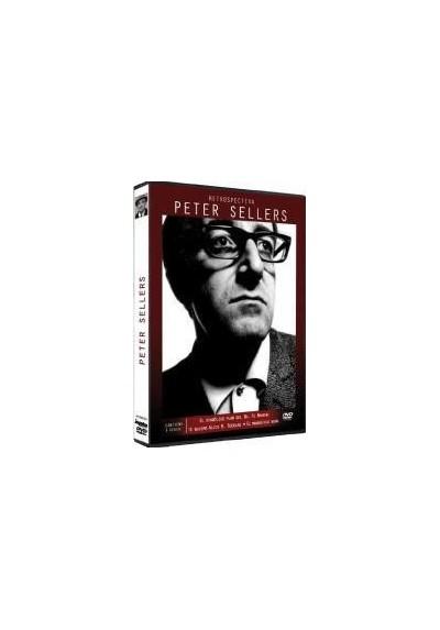 Peter Sellers : Retrospectiva