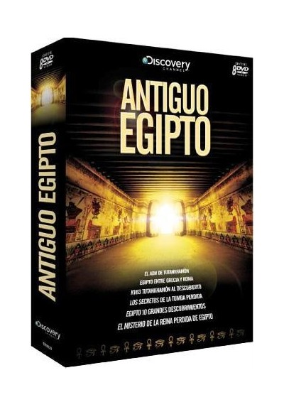 Discovery Channel : Antiguo Egipto