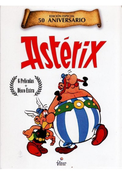 Asterix 50 Aniversario