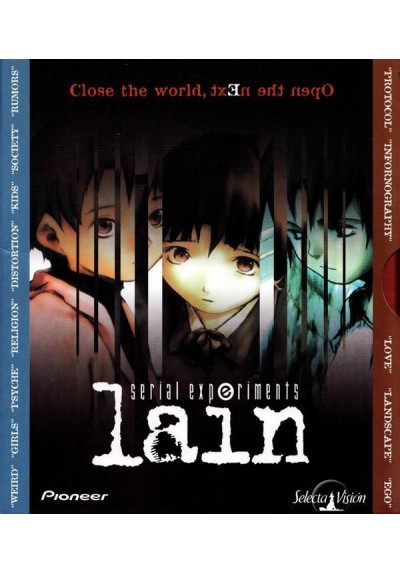 Lain : Serial Experiments - Serie Completa