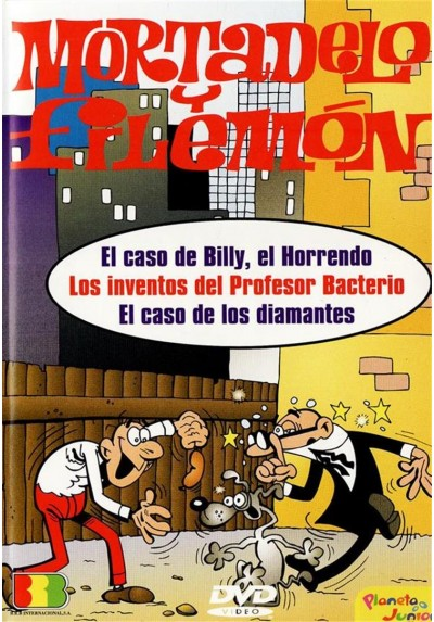 Mortadelo Y Filemon - El caso de Billy el horrendo