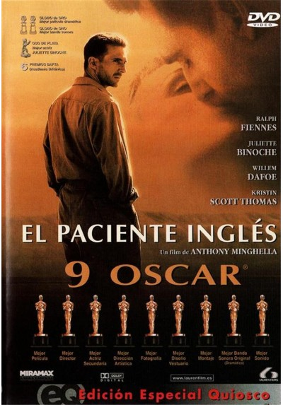 El Paciente Inglés (The English Patient)