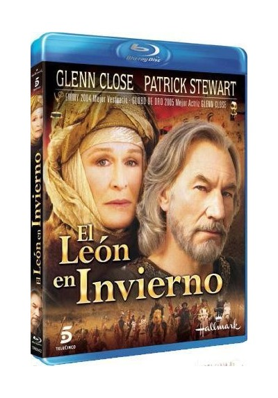 El león en invierno (The Lion in Winter) (Blu-Ray)