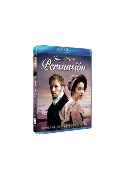Persuasión (Blu-ray)