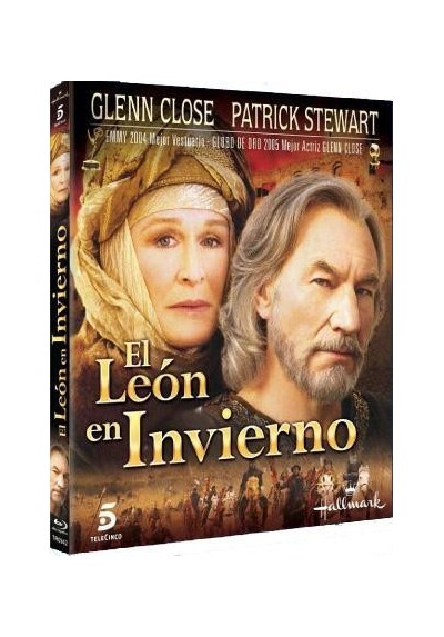 El león en invierno (The Lion in Winter)