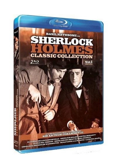 SHERLOCK HOLMES. CLASSIC COLLECTION VOL 1.