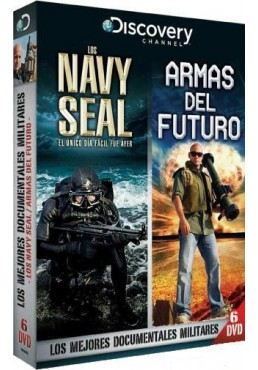 LOS MEJORES DOCUMENTALES MILITARES. Discovery Channel.