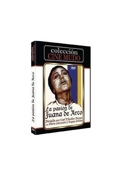 Coleccion cine mudo: La Pasión De Juana De Arco (La Passion De Jean D´arc)