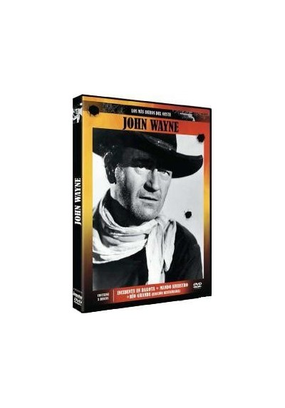 TRIPLE PACK JOHN WAYNE
