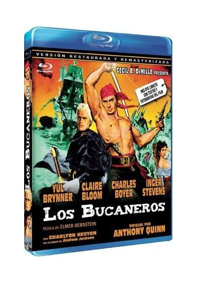 Los Bucaneros  (The Buccaneer)