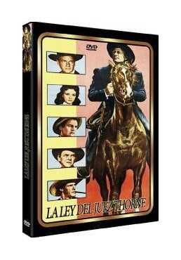 La Ley Del Juez Thorne (Strange On Horseback)
