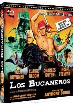 Los Bucaneros (Ed. Especial) (Bso + Libreto) (The Buccaneer)