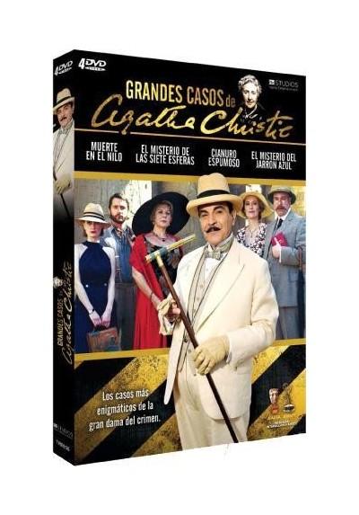 PACK GRANDES CASOS DE AGATHA CHRISTIE
