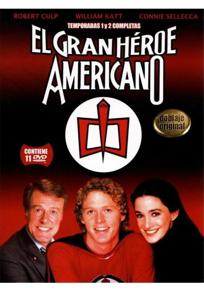 El Gran Héroe Americano - Temporadas 1 Y 2 (The Greatest American Hero)
