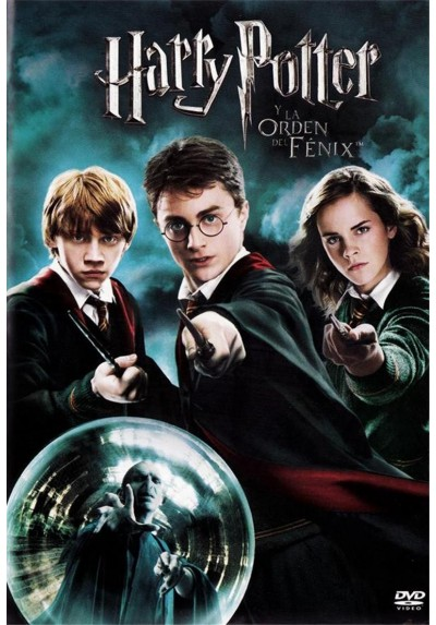 Harry Potter Y La Orden Del Fénix (Harry Potter And The Order Of Phoenix)