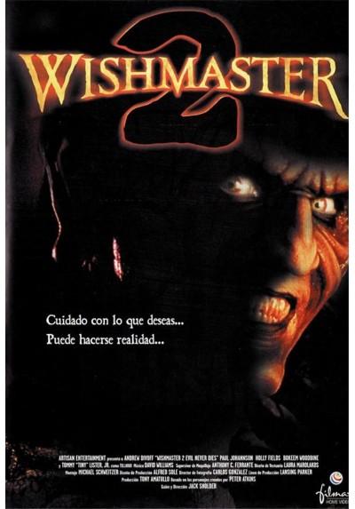 Wishmaster 2, El Diablo Nunca Muere (Wishmaster 2, Evil Never Dies)
