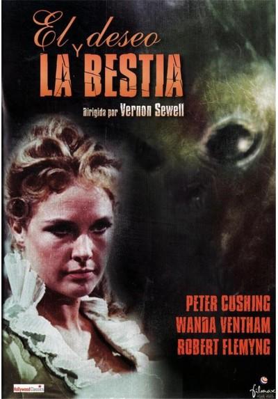 El Deseo Y La Bestia (The Blood Beast Terror)