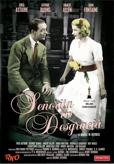 Señorita En Desgracia (A Damsel Distress)