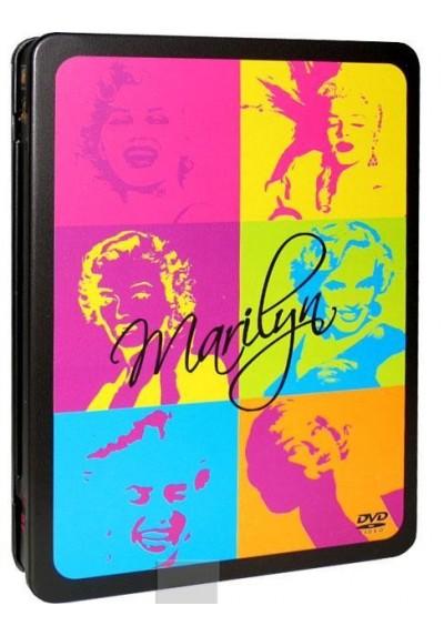 Pack Marilyn Monroe (Estuche Metálico)
