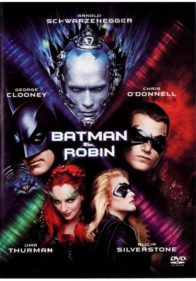 Batman Y Robin (Batman & Robin)