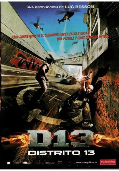Distrito 13 (Banlieu 13)