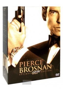 Pack Pierce Brosnan - James Bond Ultimate Edition